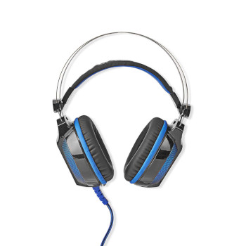 Gaming Headset | Over-ear | 7.1 Virtual Surround | LED Light | USB Connector