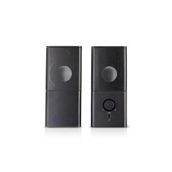 Gaming Speakers | 2.0 | USB powered | 3.5mm jack | 18 W