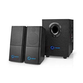 Gaming Speakers   2.1   USB powered   3.5mm jack   33 W