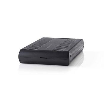 "Hard Disk Enclosure | 3.5 "" | SATA II connection | USB 3.0 | 5 Gbps"