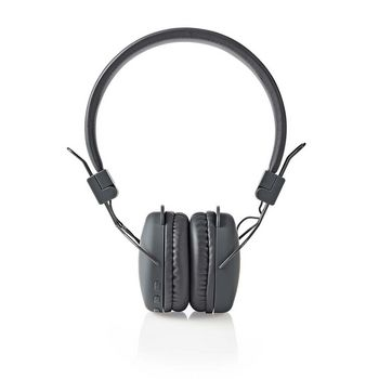 Wireless Headphones | Bluetooth® | On-ear | Foldable | Built-in Microphone | Grey