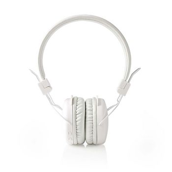 Wireless Headphones | Bluetooth® | On-ear | Foldable | Built-in Microphone | White