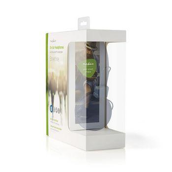 Draadloze hoofdtelefoon | Bluetooth® | On-ear | Opvouwbaar | Ingebouwde Microfoon | Wit