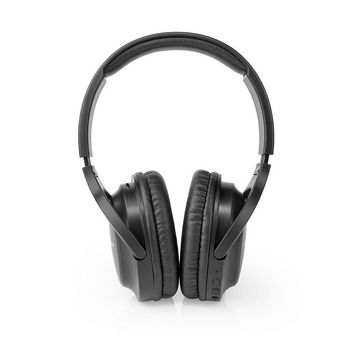 Wireless Headphones | Bluetooth® | Over-ear | Black