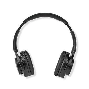 Vezeték Nélküli Fejhallgatók | Bluetooth® | Fülre Illeszkedő | Összehajtható | Fekete