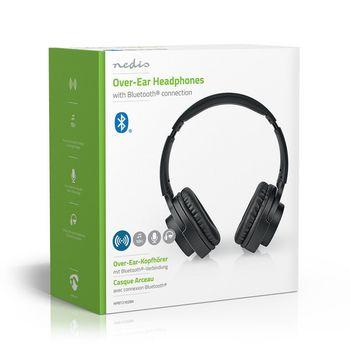 Wireless Headphones | Bluetooth® | On-ear | Foldable | Black