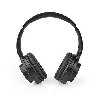 Vezeték Nélküli Fejhallgatók | Bluetooth® | Fülre Illeszkedő | Összehajtható | Zajkioltás | Fekete