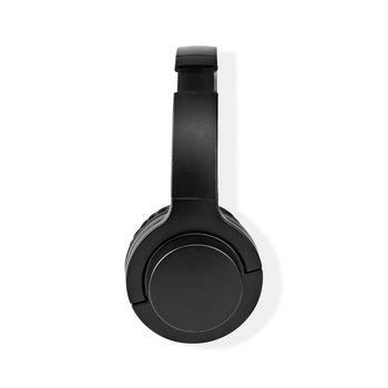 Auriculares Inalámbricos | Bluetooth® | De Diadema | Plegables | Cancelación de Ruido | Negros