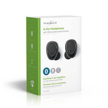 Wireless Headphones | Bluetooth® | In-ear | True Wireless Stereo (TWS) | Charging Case