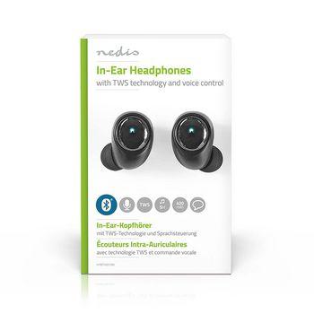 Wireless Headphones | Bluetooth® | In-Ear | True Wireless Stereo (TWS) | Voice Control
