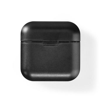 Fully Wireless Bluetooth® Earphones | 3 Hours Playtime | Voice Control | Charging Case | Black