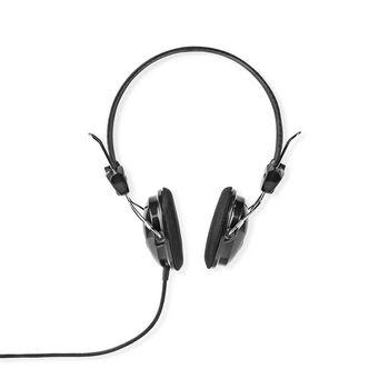 Sluchátka na Uši | Kabelová 1,5 m | Černá