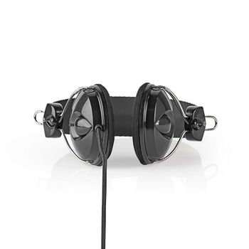 On-Ear Headphones | Wired 1.10 m | Black