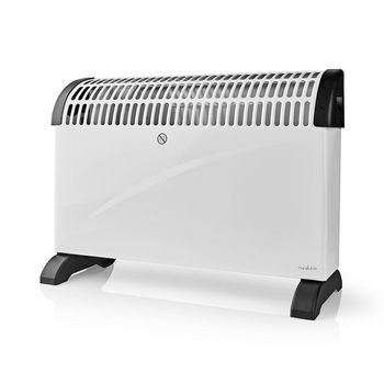 Convection Heater | Thermostat | Fan Function | 3 Settings | 2000 W | White