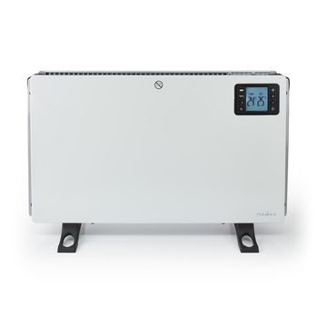 Convection Heater | Thermostat | 3 Settings | 2000 W | White