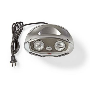 Ceramic Fan Heater | 750 & 1500 W | Grey