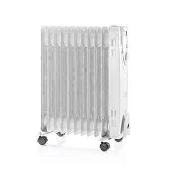 Mobile Oil Radiator | 2500 W | White