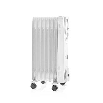 Mobile Oil Radiator | 1500 W | White