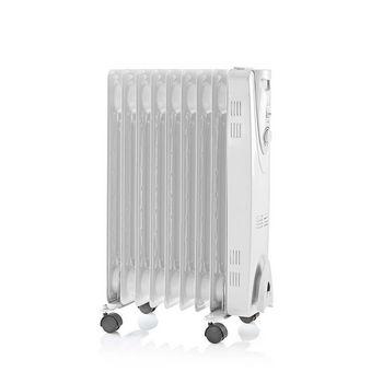 Mobile Oil Radiator | 2000 W | White