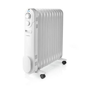 Mobile Oil Radiator | 2200 W | White
