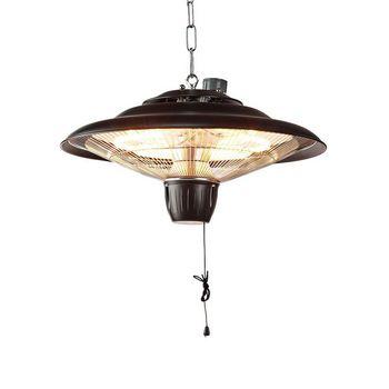 Patioverwarming | Met plafondmontage | 2000 W | IP24
