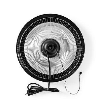 Patio Heater | With Pole 200 cm | 1500 W | IP34