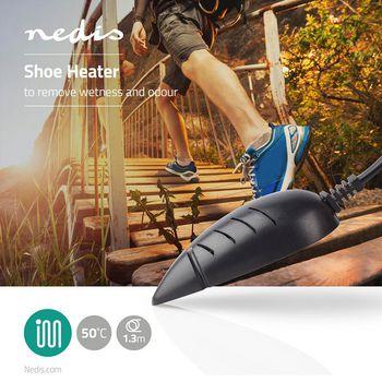 Shoe Heater | 2x 4 W | 50 °C