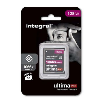 CompactFlash UltimaPro 866X 128GB
