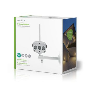 IP Security Camera   1280x720   Outdoor   White