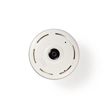 IP Security Camera | 1280x960 | Panorama | White / Black