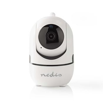 IP Security Camera | 1920 x 1080 | Pan-Tilt | Movement Autotracking | White