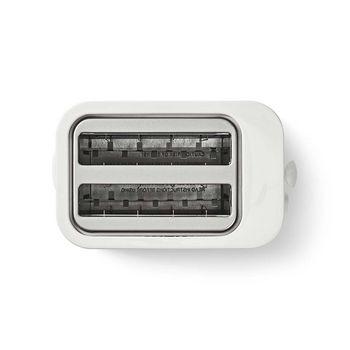 Toaster | 2 Slots | White