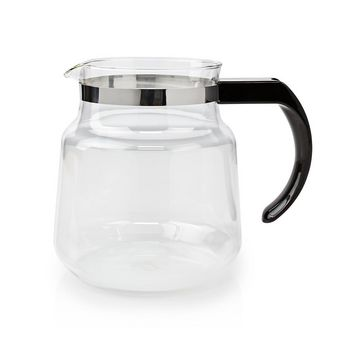 Glass Coffee Jug | Compatible with: Moccamaster K / KB/ 1 0PL / Excellent 10S | 1.2 l | Transparent
