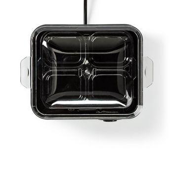 Cuiseur à Œufs | 8 Pièces | 3 Étages | 500 Watts
