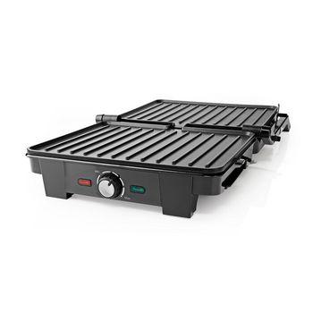 Kompaktgrill | 2200 W | Aluminium