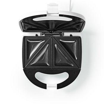 Tosti-Apparaat | 800 W | Wit
