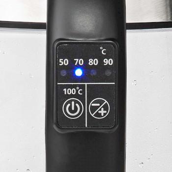 Waterkoker | 1.7 L | 360° Draaibaar | Glas
