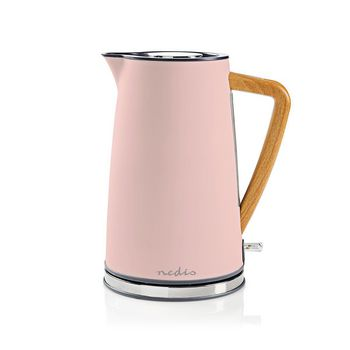 Electric Kettle | 1.7 L | Soft-Touch | Pink