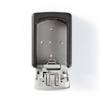 Key Safe | Combination Code Lock | Aluminium Alloy