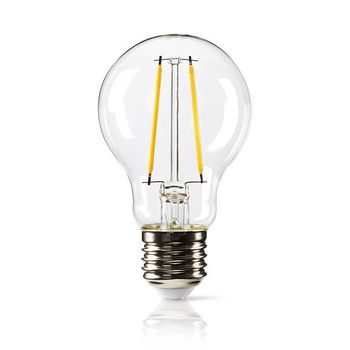 Dimbar LED-lampe retro filament, E27 | A60 | 8,3 W | 806 lm