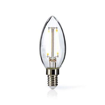 LED Retro Filament Lamp E14 | Candle | 2.5 W | 250 lm