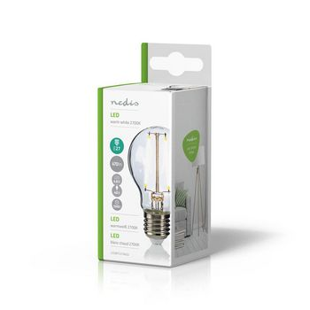 LED Retro Filament Lamp E27 | A60 | 4.6 W | 470 lm