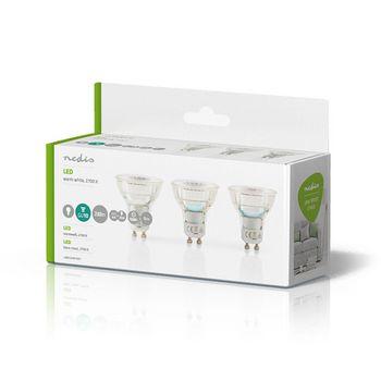 LED Lamp GU10 | Par 16 | 4 W | 230 lm | 3 pack