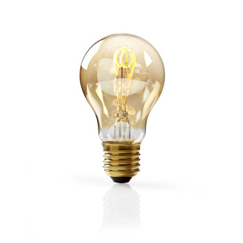 Dimmable LED Vintage Filament Lamp E27 | A60 | 3 W | 100 lm