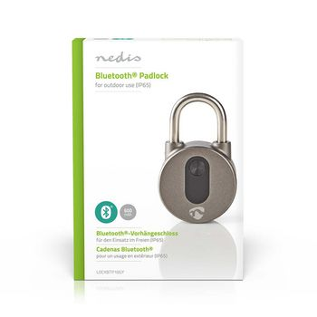 Bluetooth Padlock | Keyless Operation