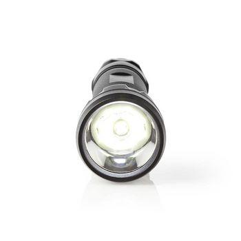 LED Torch   10 W   500 lm   IPX7   Black