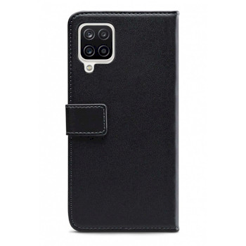 Classic Gelly Wallet Book Case Samsung Galaxy A12 Black |