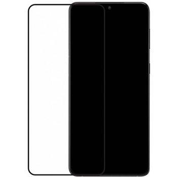 Edge-To-Edge Glass Screen Protector Samsung Galaxy S21+ Black Full/Edge Glue