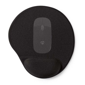 Mouse pad | Gel | Black