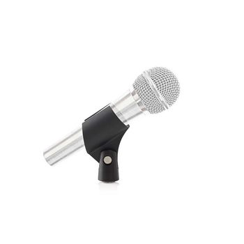 """Microphone Holder   Universal   5/8"""" and 3/8"""" Screw   Black"""